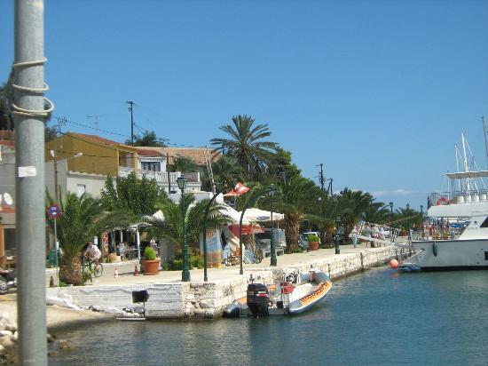 Odyssey Hotel: Marina