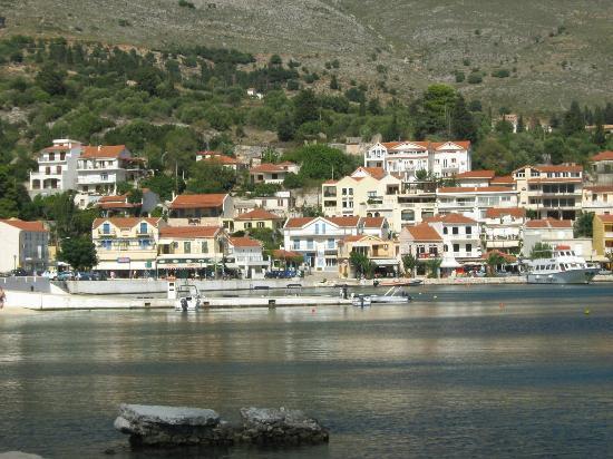 Odyssey Hotel: Agia Efimia Marina