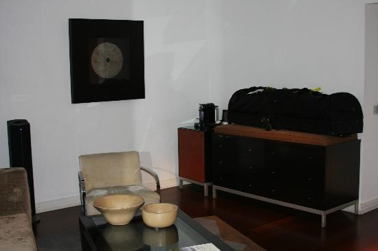 AC Santo Mauro, Autograph Collection: Storage Area and Mini-Fridge with Nespresso