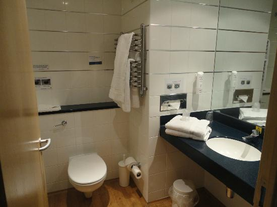 RNLI College: The bathroom