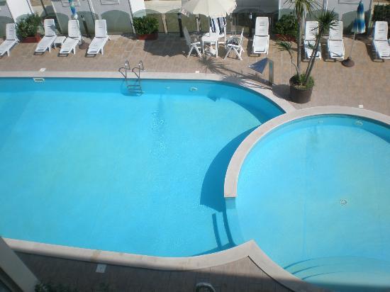 Hotel Diana: piscina