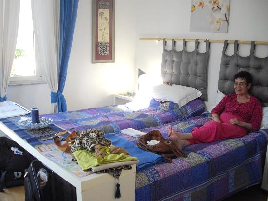 Da Maria Jose a San Pietro B&B: My Mam in the blue room