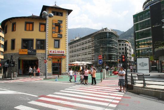 Centrum Andorra la Vella