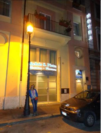 Relais San Pietro: Fachada do Hotel