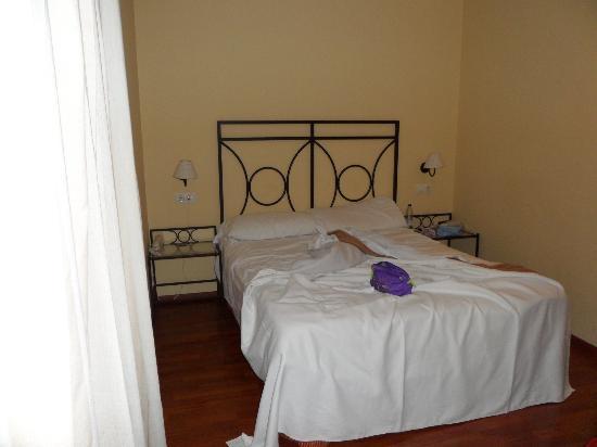 Apartamentos Murillo: camera doppia