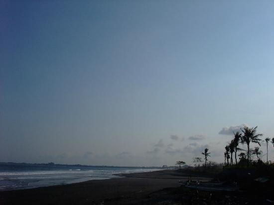 Pandawa Beach Villas & Spa: beach