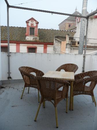 Apartamentos Murillo: balcone