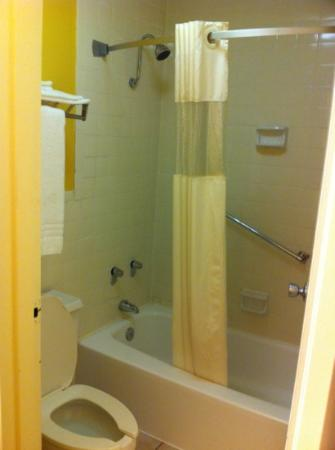 Howard Johnson Inn - Conway : bathroom