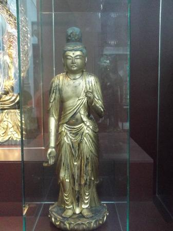 Ubersee-Museum : Asia section