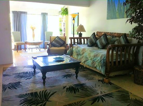 Suite Dreams Inn: Salon