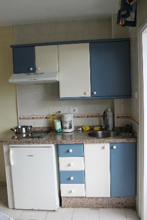 Apartments Pez Azul : Cocina