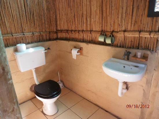 Amangwane - Kosi Bay: Ablutions