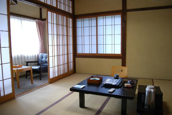 "Kiso-machi, Japan: ""Old"" room"