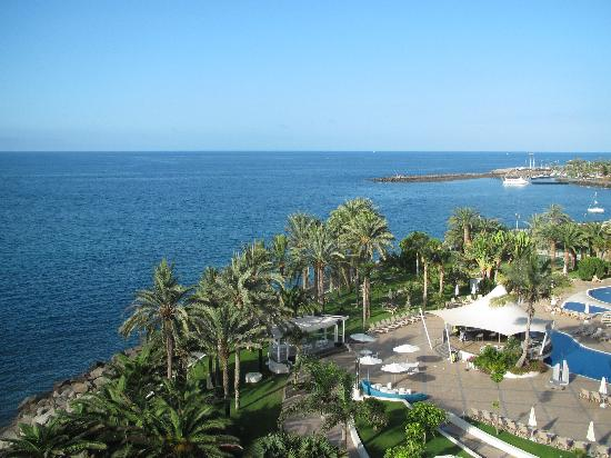 Radisson Blu Resort, Gran Canaria: View from our balcony