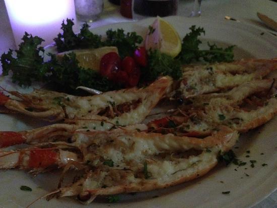 Grilled Scampi - Picture of Sapore di Mare, Rome - TripAdvisor