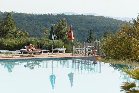Villa Ferraia: Pool