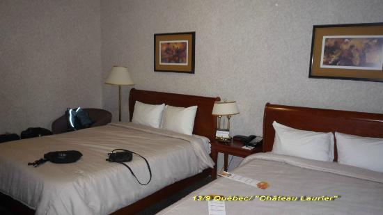 Hotel Chateau Laurier: Notre chambre N°458