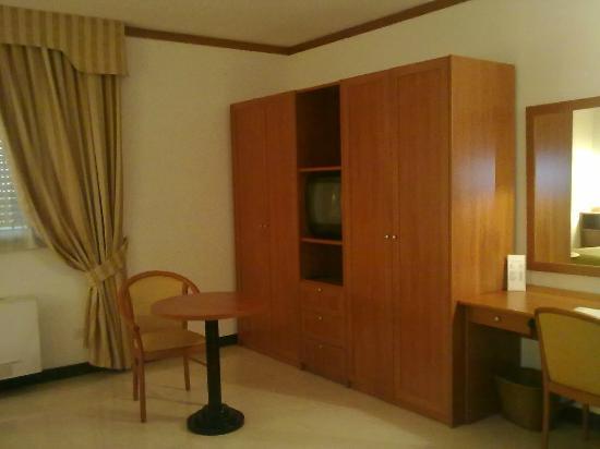 Hotel&Residence Federiciano : Sala TV