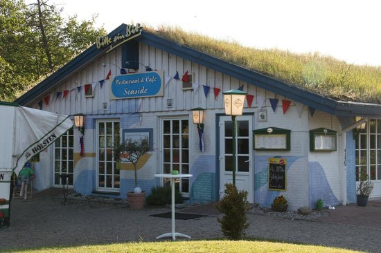 "Restaurant ""Seaside"", Hohwacht"