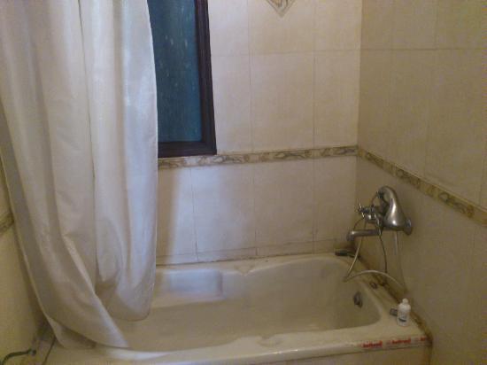 OYO 566 Hotel Soni Villa: bath