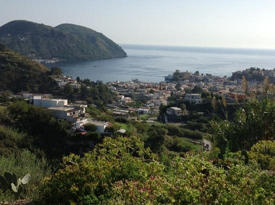 Villa Hermes: panorama