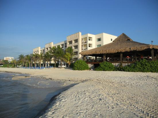 Secrets Silversands Riviera Cancun: Beach bar