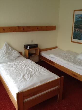 ISG Hotel Heidelberg: Beds