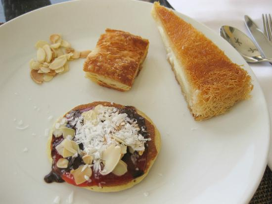 Le Meridien Pyramids Hotel & Spa: breakfast