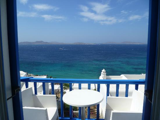 Mykonos Grand Hotel & Resort: Idyllic view