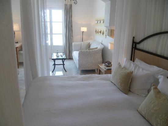 Mykonos Grand Hotel & Resort: Comfort all round