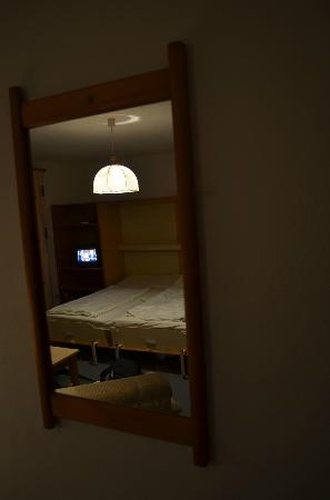 Aparthotel Zwiesel: im Wohnzimmer