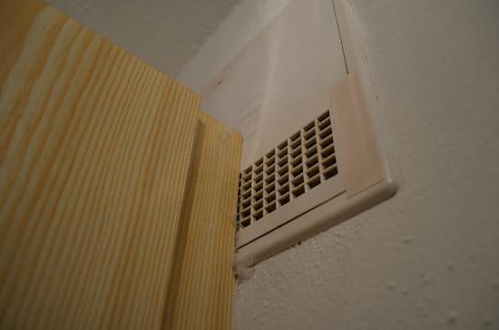 Aparthotel Zwiesel: Ablüftung im Küchenbereich