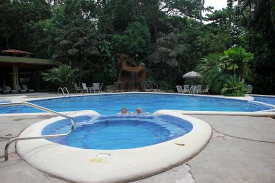 Pachira Lodge: skildpadde pool