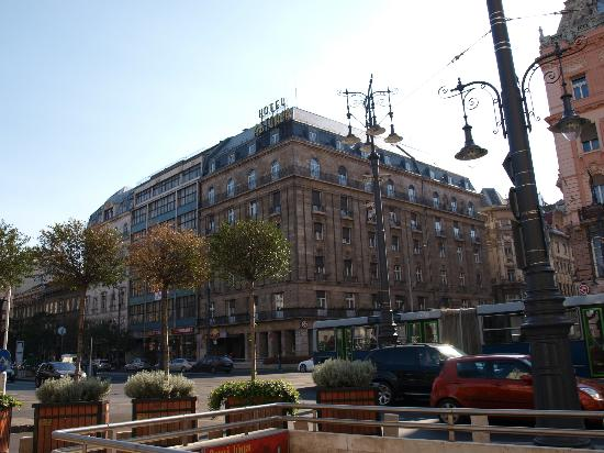 Danubius Hotel Astoria City Center: Astoria Budapest