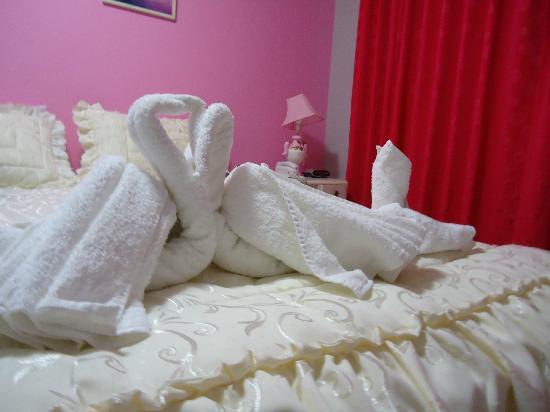 Hotel Kunan Wasi: quarto