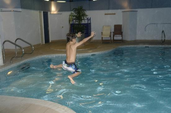 Mercure London North Watford Hunton Park Hotel: Pool