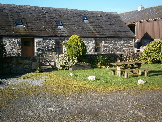 Ty Mawr Farm: Y Beudy