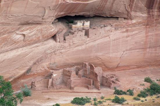 ‪‪Thunderbird Lodge‬: Cliff Dwellings in Canyon de Chelly‬