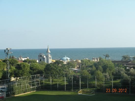Rixos Premium Belek: View from room