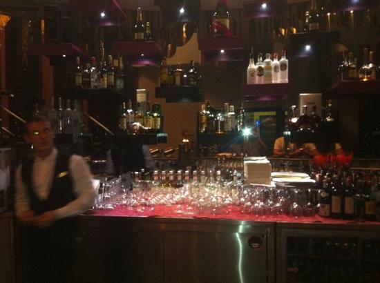 Rixos Taksim Istanbul: bar