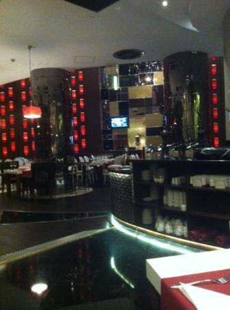 Rixos Taksim Istanbul: restaurant