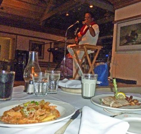 Larry Rivera Picture Of Cafe Portofino Lihue Tripadvisor