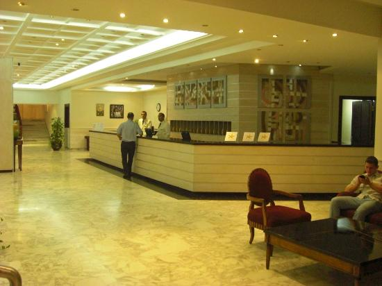 Iberostar Diar El Andalous: reception