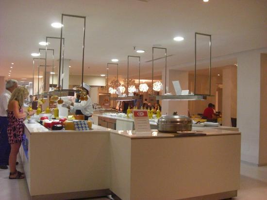 Iberostar Diar El Andalous: buffet