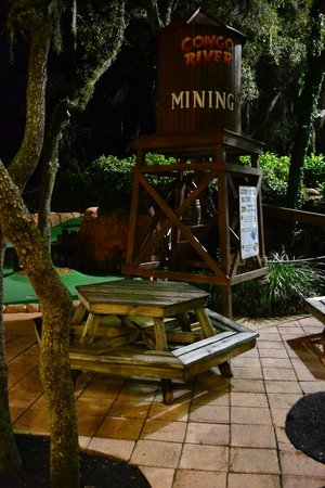 Congo River Golf: Late Night Mini Golf Anyone?