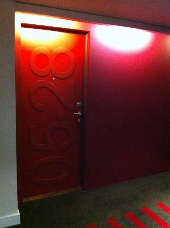Radisson Blu Gautrain Hotel: Door