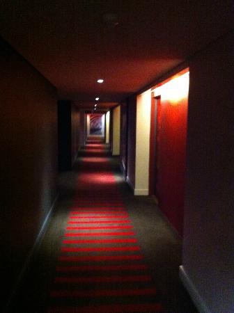 Radisson Blu Gautrain Hotel: Passage