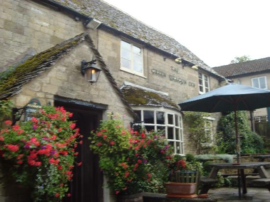 The Green Dragon Inn: Outside of Green Dragon