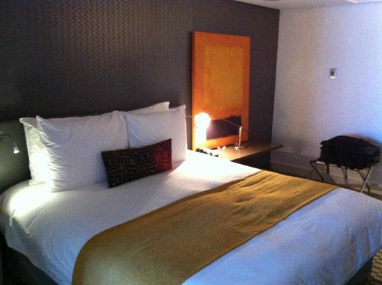Radisson Blu Gautrain Hotel : Comfortable bed