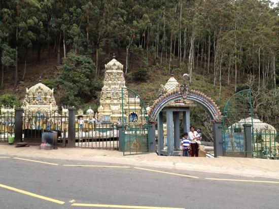 Sita Temple: Sita Amman Temple - Nuwara Eliya